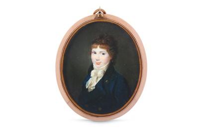 Lot 46 - FRANÇOIS FERRIERE(SWISS 1752–1839) Portrait...