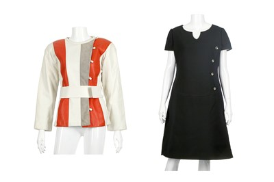 Lot 21-Two Pieces of Courreges Clothing