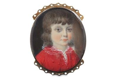 Lot 19 - JOHN TUVIN (BRITISH fl. 1776-1792) Portrait...