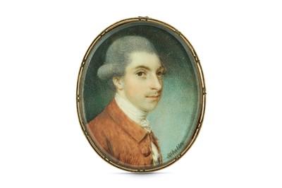 Lot 28 - SAMUEL SHELLEY (BRITISH 1750/56-1808) Portrait...