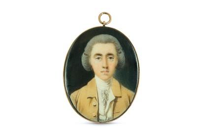 Lot 23 - WILLIAM SINGLETON (BRITISH d. 1793) Portrait...