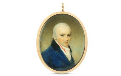 Lot 29 - SAMUEL SHELLEY (BRITISH 1750-1808) Portrait...