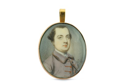 Lot 12 - SAMUEL COLLINS (BRITISH CIRCA 1735-1768)...