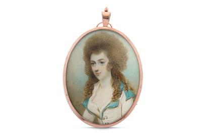 Lot 33 - HORACE HONE A.R.A. (BRITISH 1754/6-1825)...