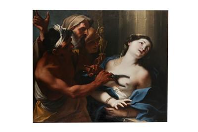 Lot 23-STEFANO MARIA LEGNANI, IL LEGNANINO (MILAN 1660 - BOLOGNA 1713)