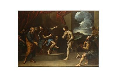 Lot 34-GIACINTO GIMIGNANI (PISTOIA 1606 - ROME 1681)