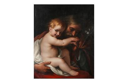 Lot 8-FEDERICO BIANCHI (MILAN 1638 - 1719)