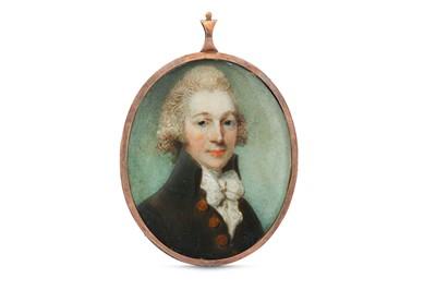 Lot 31 - HORACE HONE A.R.A. (BRITISH 1754/6-1825)...