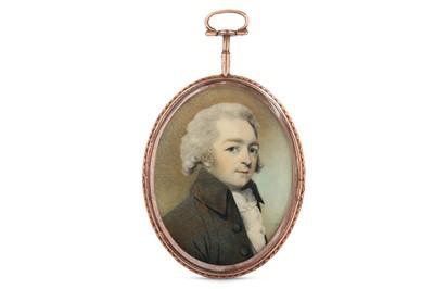 Lot 26 - RICHARD BULL (IRISH fl. 1777-1809) Portrait...