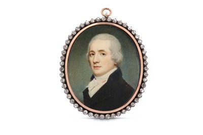 Lot 40 - CHARLES ROBERTSON (IRISH 1760-1821) Portrait...