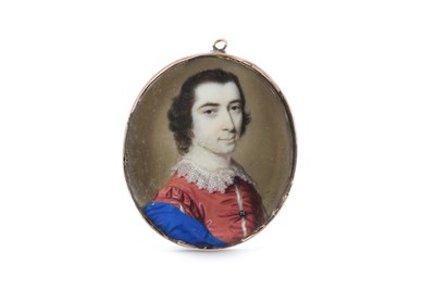 Lot 17 - JOHN SMART (BRITISH 1740-1811) Portrait...