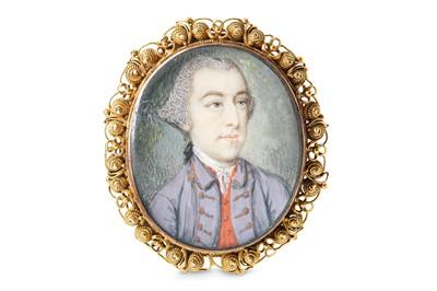Lot 9 - PENELOPE CARWARDINE (BRITISH c. 1730-1801)...