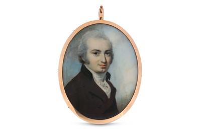 Lot 45 - GEORGE ENGLEHEART (BRITISH 1750/3-1829)...