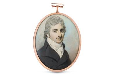 Lot 43 - GEORGE ENGLEHEART (BRITISH 1750/3-1829)...