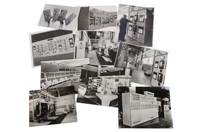 Lot 42-Catalogue of photographs of Lobitos Oil refinery equipment
