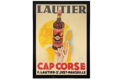 Lot 38-OBRAD NICOLITCH (1898-1976) Lautier Cap Corse...