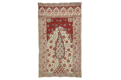 Lot 55 - AN INDO-PERSIAN HANGING