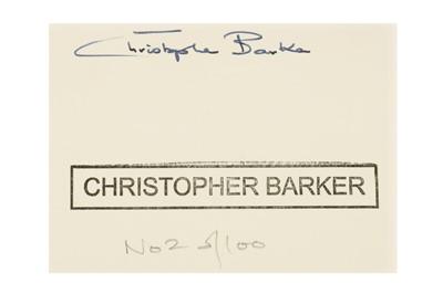 Lot 43-Christopher Barker b.1943