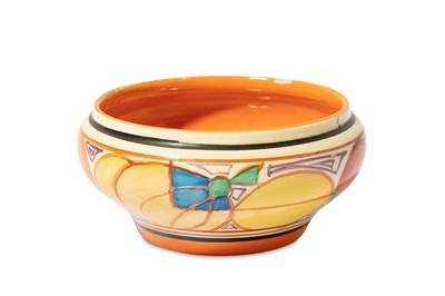 Lot 25-CLARICE CLIFF: Melon - a hand painted Ivor...
