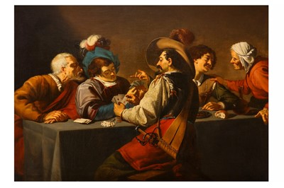 Lot 3-AFTER THEODOOR ROMBOUTS (ANTWERP 1579 – 1637)