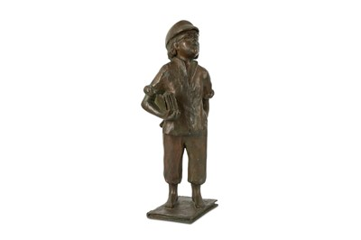 Lot 43-OTTO STREHLE FOUNDRY: A 20th century German...