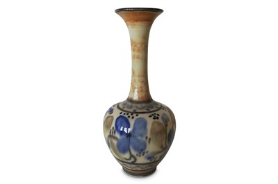 Lot 24-ROCKWOOD ART POTTERY: A Bud Vase, made in 1946,...
