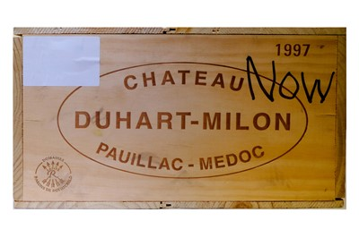 Lot 86-Chateau Duhart-Milon 1997