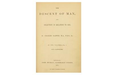 Lot 129-Darwin (Charles)