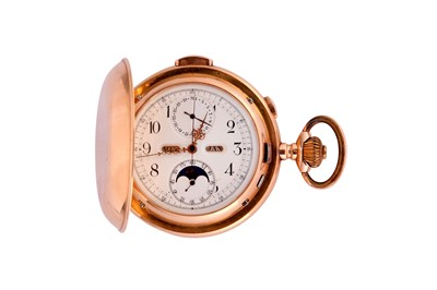 Lot 400-POCKET WATCH.