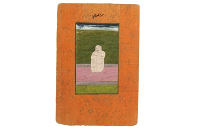 Lot 20 - AN ASCETIC IN MEDITATION PROPERTY OF THE LATE BRUNO CARUSO (1927 - 2018) COLLECTION