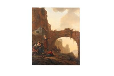 Lot 38-THOMAS WIJCK (BEVERWIJK 1616 - 1677)