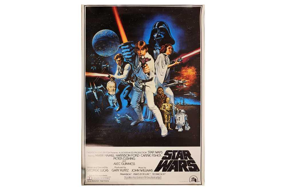 Lot 47-Star Wars Movie Poster