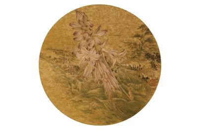Lot 41-YAO YUAN (1971 –). Flowers