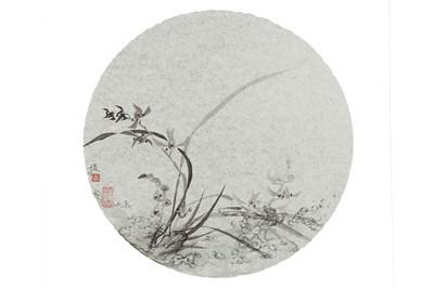 Lot 44-YAO YUAN (1971 –). Flowers
