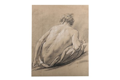 Lot 12-ATTRIBUTED TO JEAN-BAPTISTE MARIE PIERRE (PARIS 1714 - 1789)