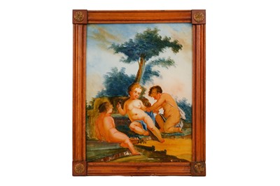 Lot 15-A LATE 18TH / EARLY 19TH CENTURY ITALIAN PAINTING ...