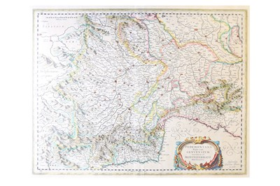 Lot 84-Italy.- A Collection of 17th century maps