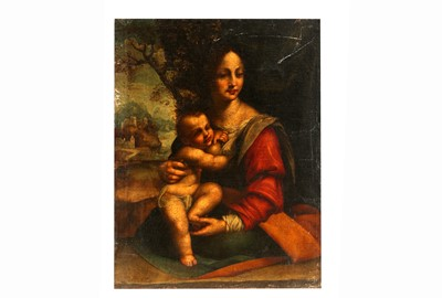 Lot 10-AFTER CESARE DE SESTO (SESTO 1477 - MILAN 1523)
