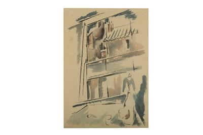 Lot 46-GEORGE WILLIAM BISSILL (1896-1973)