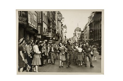 Lot 21-A Collection of Vintage Press Photographs