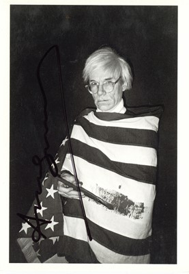 Lot 14-Warhol (Andy)