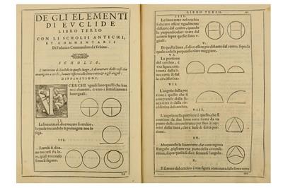 Lot 330-Euclides & Commandino (Federico, translator)
