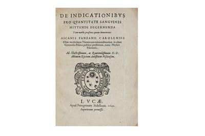 Lot 43-Mathematics.- Libri (Guglielmo)