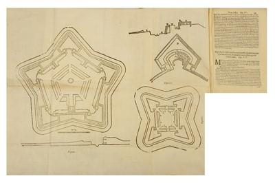 Lot 307-Architecture.- Busca (Gabriele)