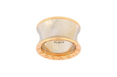 Lot 34-A 'B.Zero1' ring, by Anish Kapoor for Bulgari, 2010