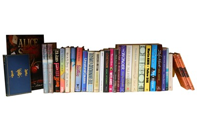 Lot 89-Modern First Editions.