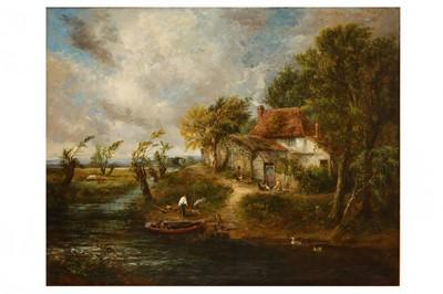 Lot 162-FREDERICK WATERS WATTS (BRITISH 1800-1862)