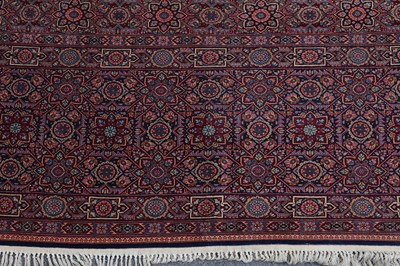 Lot 37-A VERY FINE BIJAR CARPET, NORTH-WEST PERSIA