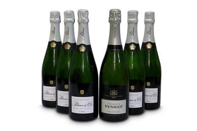 Lot 35-Blanc de Blancs Brut, Champagne