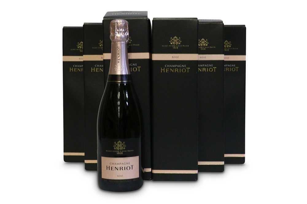 Lot 37-Henriot Brut, Champagne